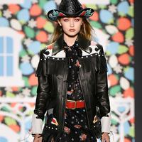 Anna Sui. Весна 2017 Lookbook: