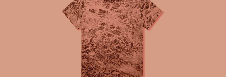 прямая печать на ткани шелкография