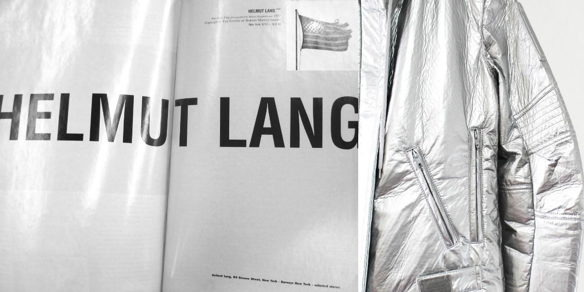 Перезапуск Helmut Lang: как это случилось три раза за 18 лет и зачем нужно вновь