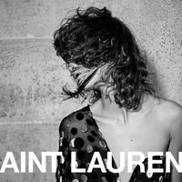 Saint Laurent. Весна/Лето 2017 Lookbook: