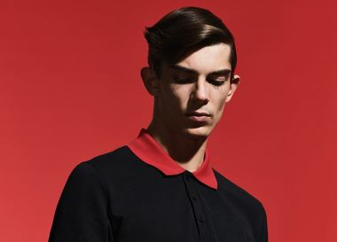 Lookbook: Raf Simons x Fred Perry.  Весна/Лето 2017