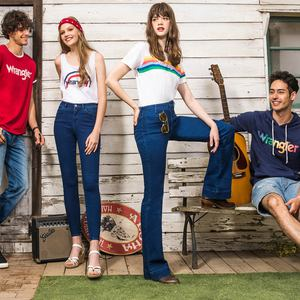 Wrangler. Осень/Зима 2017-2018 Lookbook: