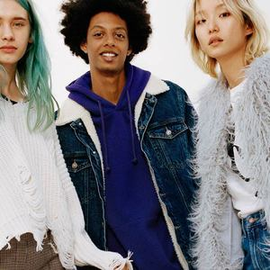 Bershka. Осень/Зима 2017-2018 Lookbook: