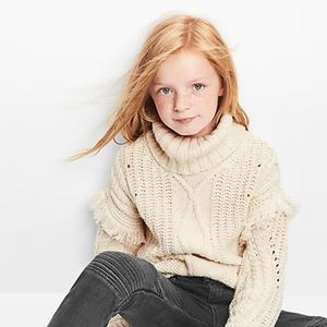 Gap Kids. Осень/Зима 2017-2018 Lookbook: