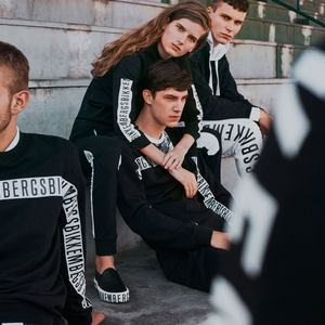 Bikkembergs. Осень/Зима 2017-2018 Lookbook:
