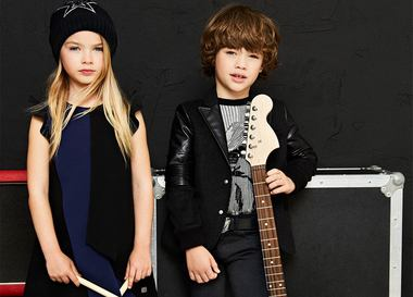 Lookbook: Armani Junior. Осень/Зима 2017-2018