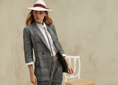 Lookbook: Brunello Cucinelli. Весна/Лето 2018