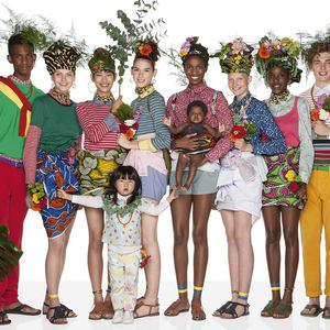 United Colors Of Benetton. Весна/Лето 2018 Lookbook: