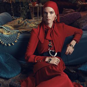 Zara. Осень/Зима 2018-2019 Lookbook: