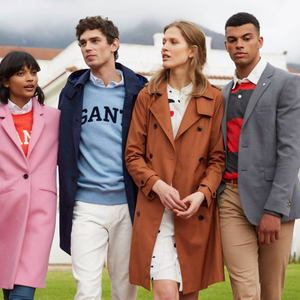 Gant. Осень/Зима 2018-2019 Lookbook: