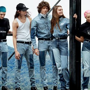 Calvin Klein Jeans. Осень/Зима 2018-2019 Lookbook: