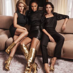 Jimmy Choo. Осень/Зима 2018-2019 Lookbook: