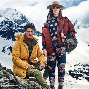 Scotch & Soda. Осень/Зима 2018-2019 Lookbook: