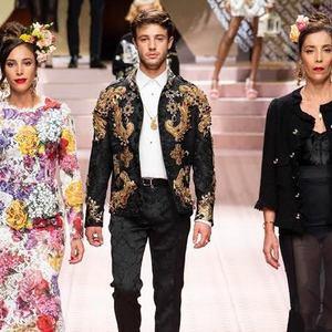 dcf96573f039 Каталог Dolce & Gabbana – купить коллекцию Дольче энд Габбана весна ...