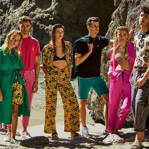 Scotch & Soda. Весна/Лето 2019 Lookbook:
