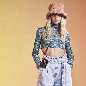 Bershka. Осень/Зима 2019-2020 Lookbook: