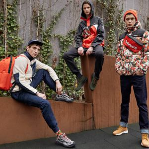 Timberland. Осень/Зима 2019-2020 Lookbook: