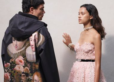 Lookbook: Giambattista Valli x H&M. Осень/Зима 2019-2020