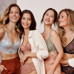 Белье женское триумф магазины в москве не носить кружевное белье