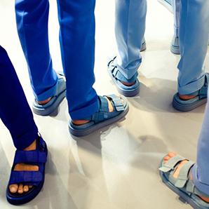 Мужские сандалии Nike AIR DESCHUTZ 393746-063